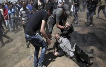 EU calls on Israel to stop using 'excessive force' against civilians