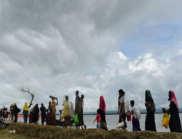 IOM: Rohingya refugees face triple threat