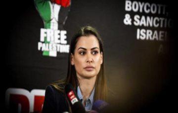 TV personality Sashi Naidoo banned from entering Israel