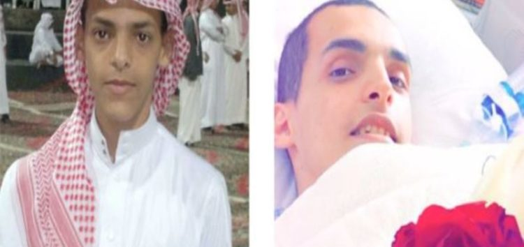 Saudi quadriplegic graduates … from his hospital bed