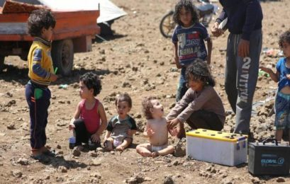 Syria offensive leaves 55,000 children without aid