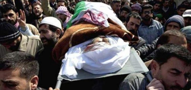 Two Palestinian brothers tortured to death by Syrian regime