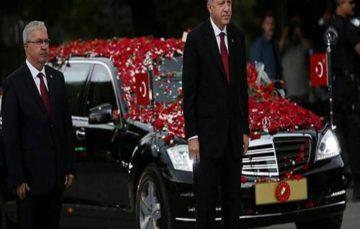 """Erdogan : """"Turkey is making a fresh start"""""""