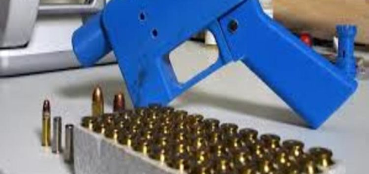 US: 3-D gun company owner sells plans despite court ban