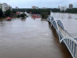 India: Death toll in devastating Kerala floods rises to 77