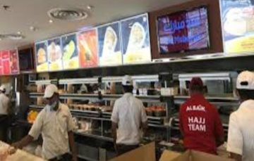 Dedicated Hajj team of local food chain ensured supplies during busy season