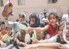 International Campaign says Abu Dhabi uses African children to fight in Yemen