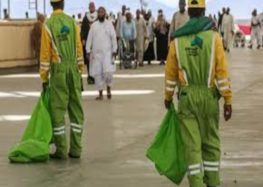 'Green Haj' slowly takes root in Makkah