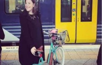 Pregnant minister who cycled to hospital has baby boy
