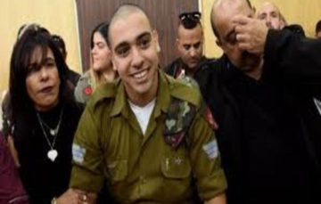 Hebron shooter Eloz Azaria: 'I have no remorse whatsoever'