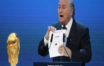 Former FIFA chief Sepp Blatter: Qatar cheated its way to host World Cup