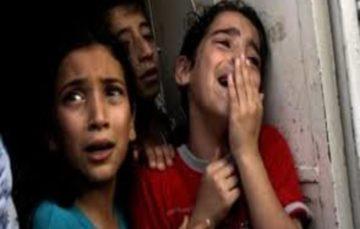 Milk shortage a health risk for sick Gazan children