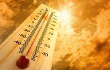 UAE temperatures soar to almost 50 degrees Celsius