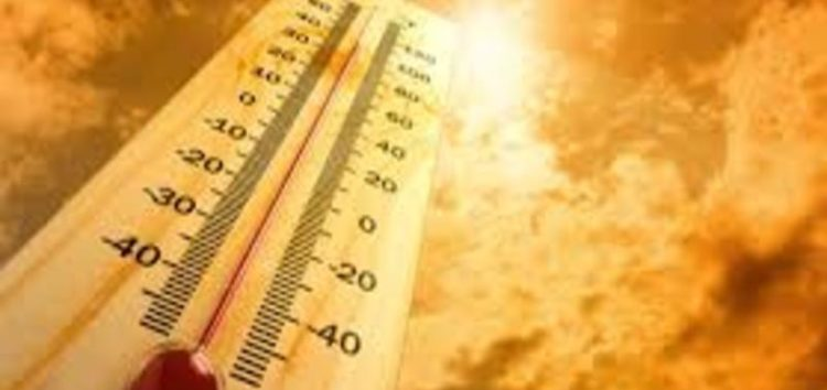 UAE temperatures soar to almost 50 degrees Celsius