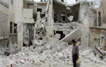 UN: 800,000 people may be displaced from Syria's Idlib