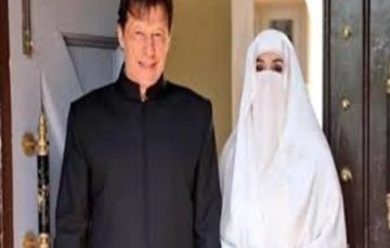 Imran Khan's wife sparks online debate in Pakistan after wearing niqab at ceremony