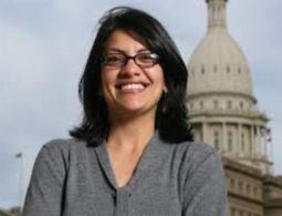 Rashida Tlaib, the first Palestinian-American woman candidate, wants To 'humanize' Palestinians once she's in Congress