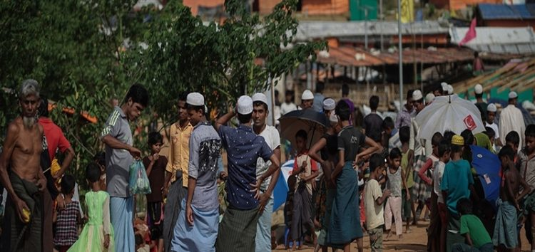 Human Rights Watch:  Rohingya must be moved to safer areas in Cox's Bazar