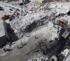Dozens killed as explosion rocks Syria's Idlib