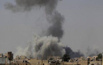 UN reports 'heavy civilian toll' in Syria