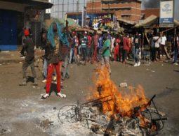 Zim elections: Deadly violence prompts international calls for restraint