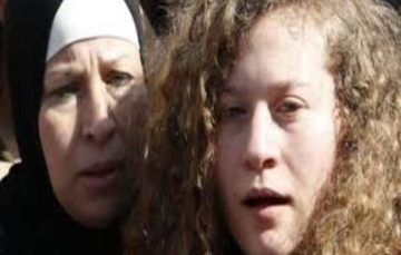 Israel bans Al-Tamimi from traveling abroad