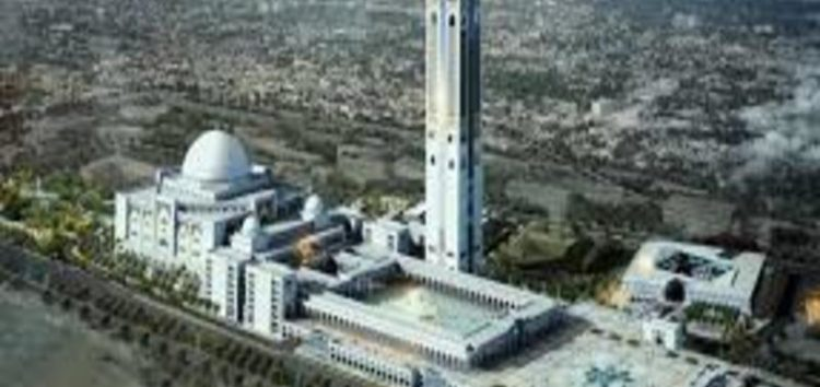 Algeria set to open world's 3rd largest Masjid built at a cost of $2 billion