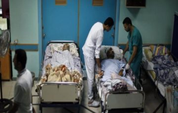 Gaza hospitals to stop services over fuel crisis