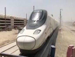 Haramain train to start operations