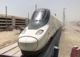 Haramain train to start operations