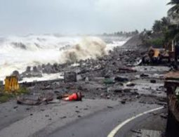 Super typhoon Mangkhut kills 4, wounds hundreds in China