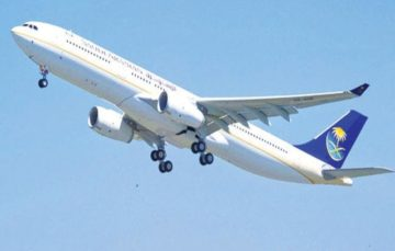Saudi Arabian Airlines launches free texting services for passengers