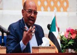 Sudan's president dissolves cabinet in a bid to fix economy