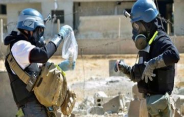 Chemical weapons are being prepared for Idlib assault, says US envoy to Syria