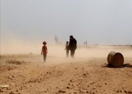 UN:Syria faced unprecedented levels of displacement