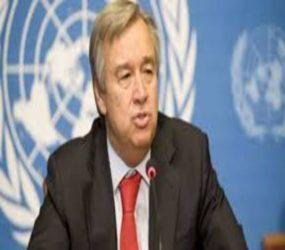 UN chief says 'essential' to avoid Idlib 'bloodbath'