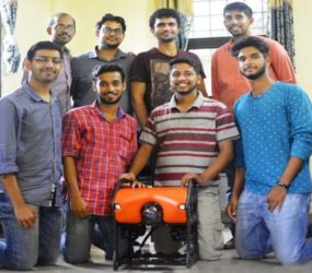 India joins select group of Nations with homegrown underwater robotic drone