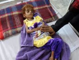 Save the children warns that a million more children face famine in Yemen