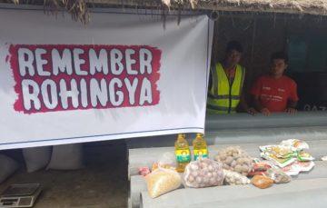 Rohingya Diaries: Day 2 Rohingya Humanitarian Aid Mission