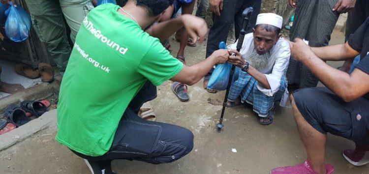 Rohingya Diaries:Day 4 – Rohingya Humanitarian Aid Mission