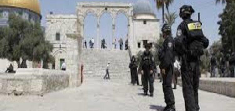 Israeli settlers break into al-Aqsa compound under police escort