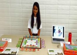 From rejecting Google's offer to building an AI game, this 10 year old is making waves
