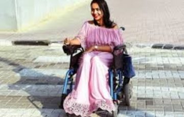 Meet Shobhika Kalra-The Dubai woman in wheelchair who helped build 1,000 ramps across UAE