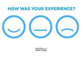 Dubai uses social media to measure happiness