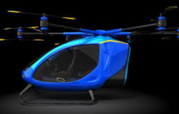 Filipino inventor aims to cut travel times with passenger drone