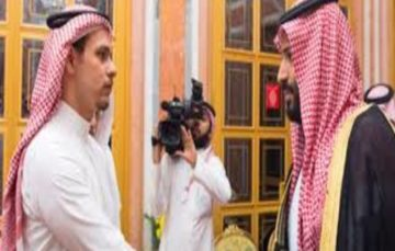Saudi Arabia imposes a travel ban on Khashoggi's family