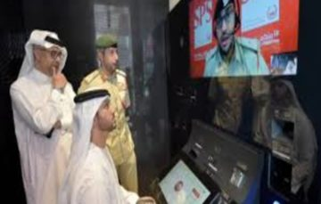 Smart police station opens in Dubai