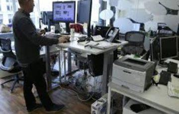 Will standing desks boost work performance?