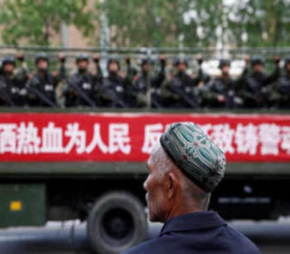 China launches anti-halaal campaign in Xinjiang