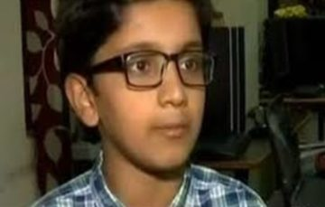 This 11 year old Wonder Kid from Hyderabad is coaching BTech & MTech students